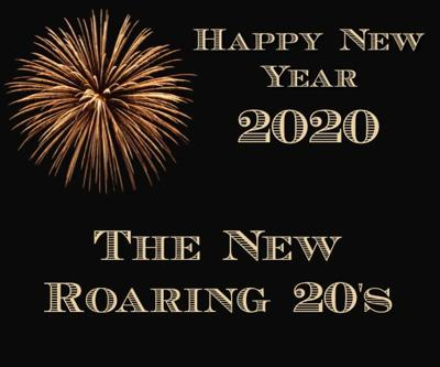 Bring in the New Year in Roaring 20's Style