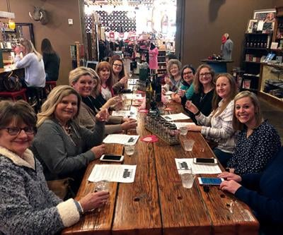 East Texas Sip and Shop