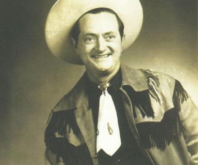 Al Dexter, Jacksonville native, born May 4, 1905