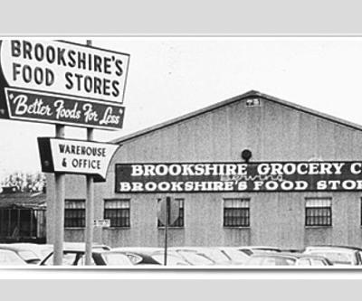 Brookshire Brothers Started Grocery Chain in Lufkin