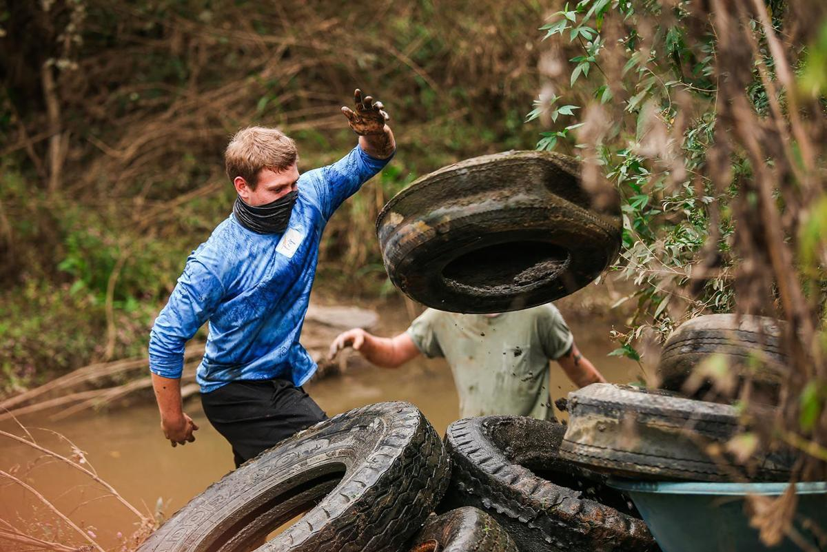 ATU students apply lessons for a cleaner ecosystem