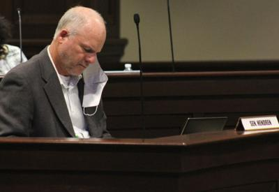 Arkansas state senator says he's leaving Republican Party