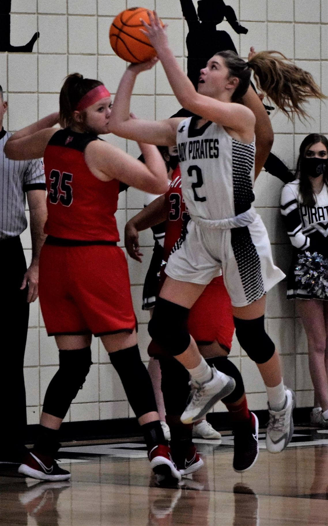 Atkins girls hold off Dover
