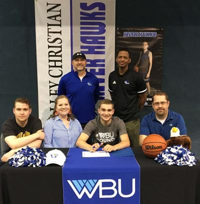 Terrell signs with Williams Baptist