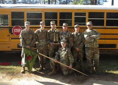 RHS JROTC compete at scooter scramble