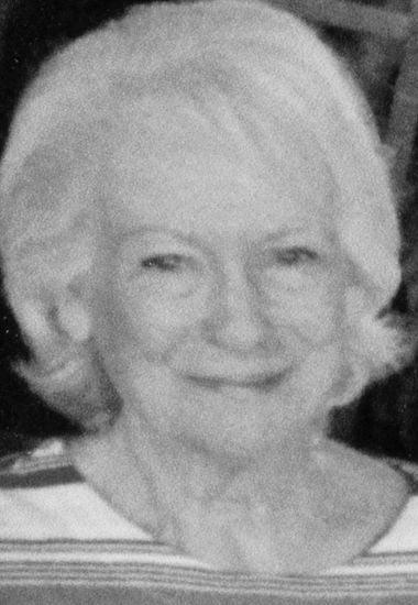 Obituary: Marguerite Terry