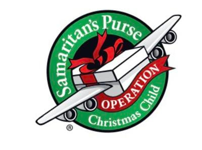 Operation Christmas Child collection week underway