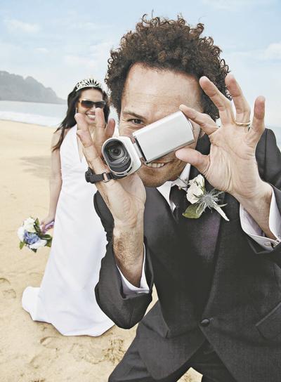 Modern trends in wedding videography