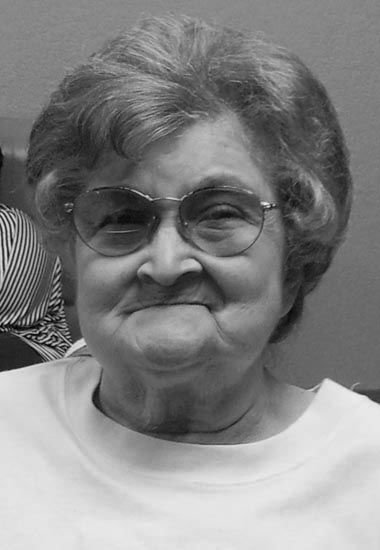 Obituary: Doris Thacker