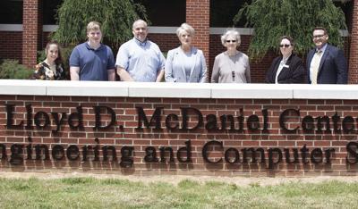 ATU commemorates Lloyd D. McDaniel Center