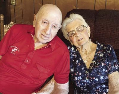Taylors celebrate 76th anniversary
