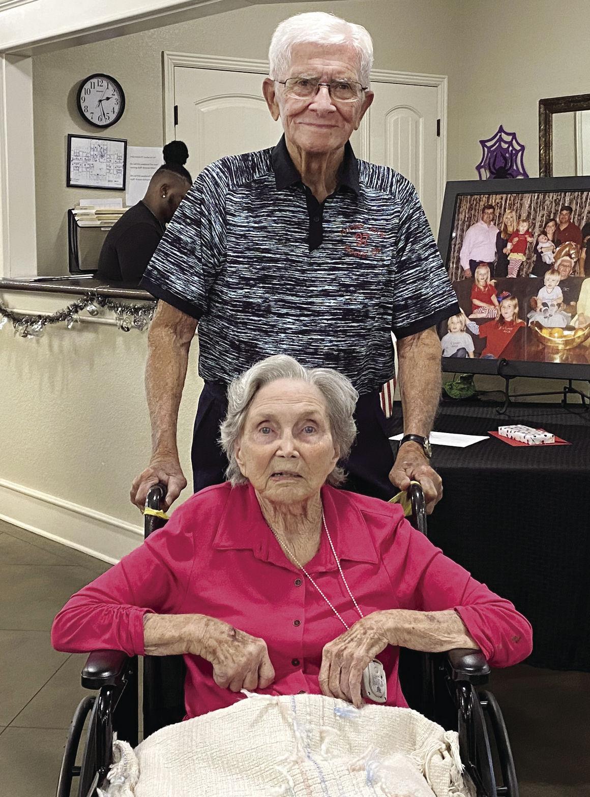 Veteran's 97th Birthday