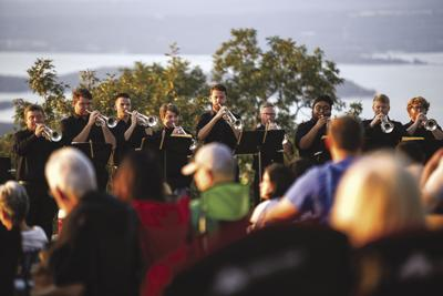Brass in the Clouds scheduled for Saturday
