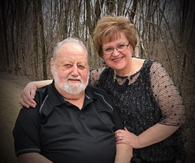 Gilbert and Sue Ann Beringer