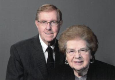 John and Elaine Tracey