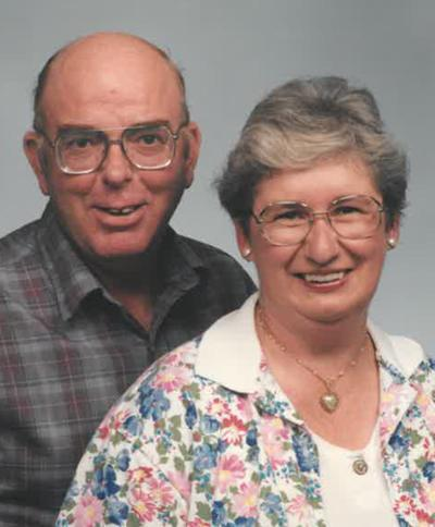Bill and Nancy Macomber