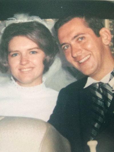 John and Sharon Donovan