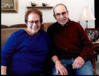 Ronald and Patricia Kurt