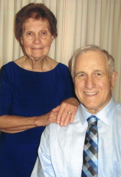 Walter 'Hub' and Doris Kramer