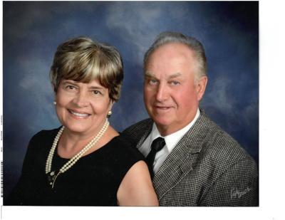 Ron and Joyce Lansing