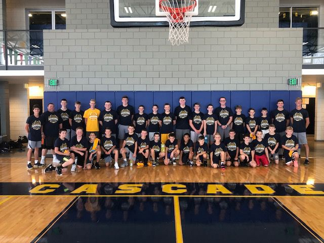 Cougars hold basketball camp | Sports | cpioneer com