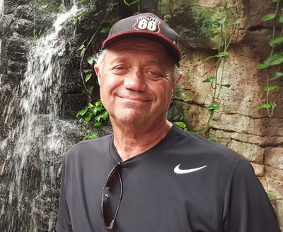 Larry Hillar (Joseph) Fangmann