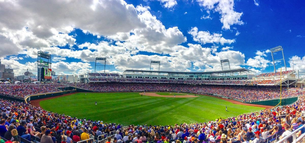 2019 CWS stadium