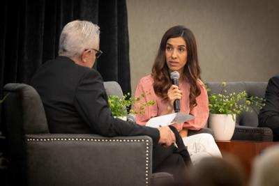 Nobel Peace Prize winner advocates for human rights at Creighton