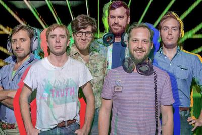 Dr. Dog jams out at Slowdown