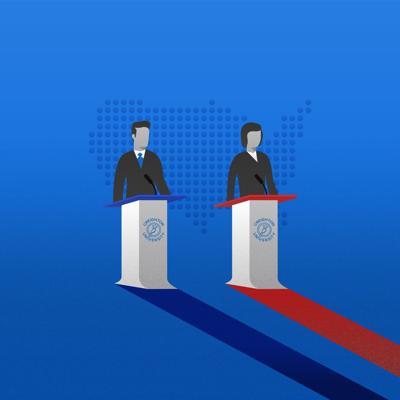 prez debate