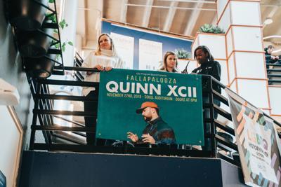 Fallapalooza to feature Quinn XCII
