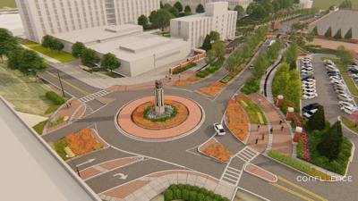 24th Street rendering