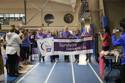 Photo of Creighton's Relay for Life