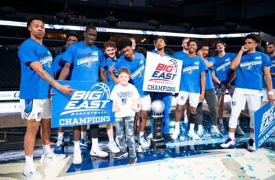 Big East regular season champs