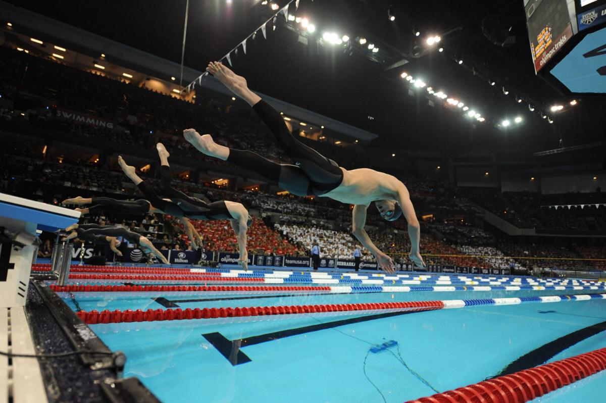 Swim trials 2016