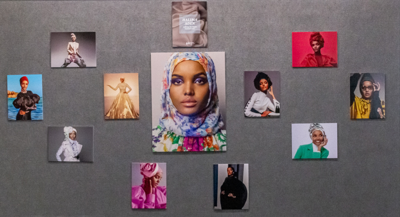 Modest fashion photo gallery