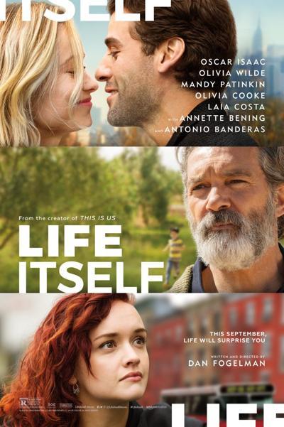 """Life Itself"" poster."