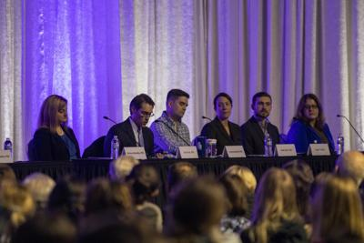Panel discusses climate crisis