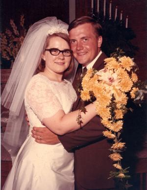 Inez and Paul Minderman