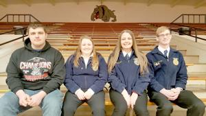 Ag sales team is district runner-up