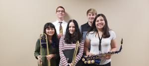 Creighton honor band selections