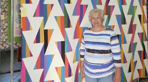 Quilt Queen Brogie takes top honors
