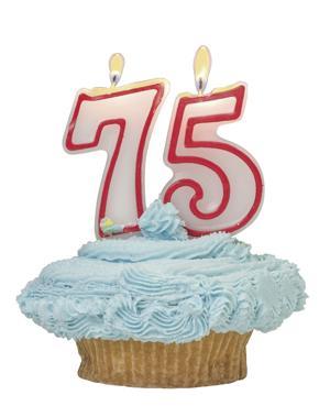 Don Frisch Celebrating 75th Birthday