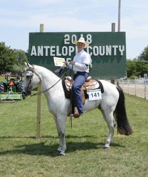 Curtis Siblings Reap Awards At Antelope County Fair - The
