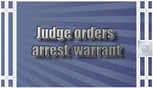 Bench warrant ordered for conspiracy suspect