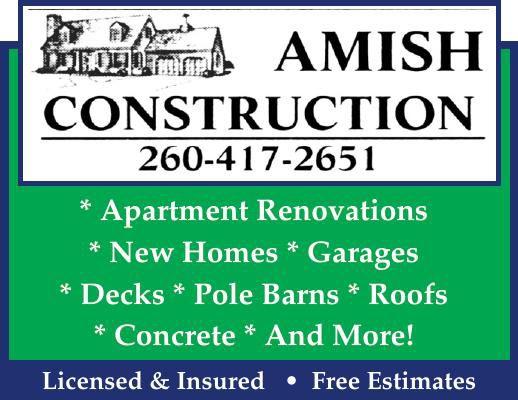 Amish Construction