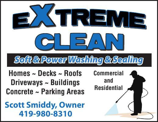 Soft & Power Washing & Sealing