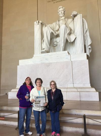 Where in the World? | Lincoln Memorial