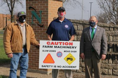 Slow down for farm workers