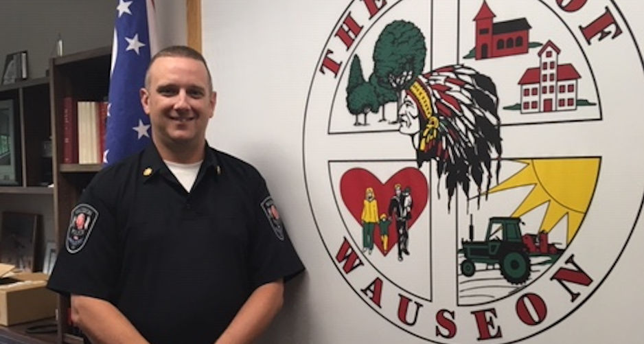 Chittenden selected as Wauseon police chief